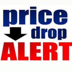 Price drop on all my closet